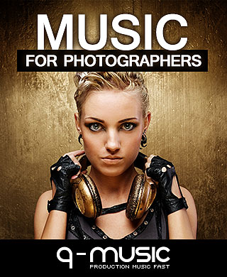 Royalty Free Music for Photographers and Videographers
