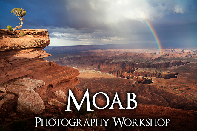 Moab Photo Workshop Photo Tours