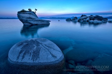 Lake Tahoe Photo Tips – Bonsai Rock