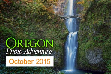 Oregon Photography Workshop – Photo Adventure in Fall