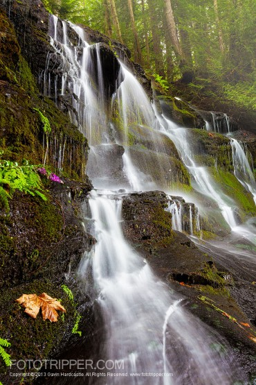 Colliery Dam Falls Photo Tips – Nanaimo, Vancouver Island