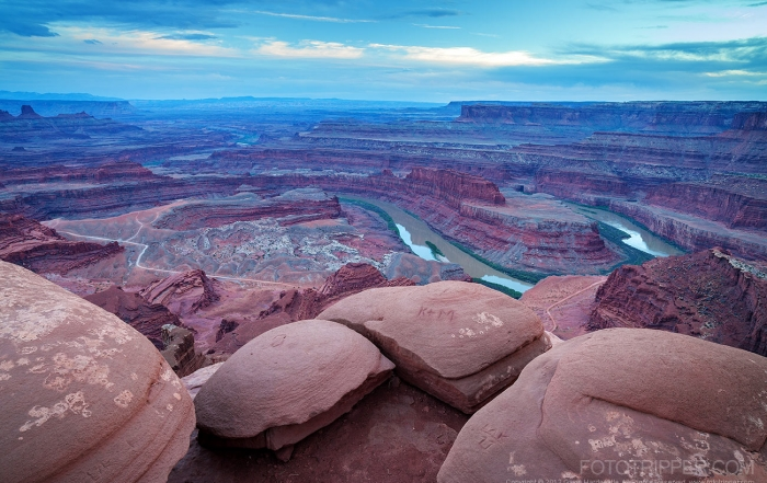 Dead Horse Point Photo Tips