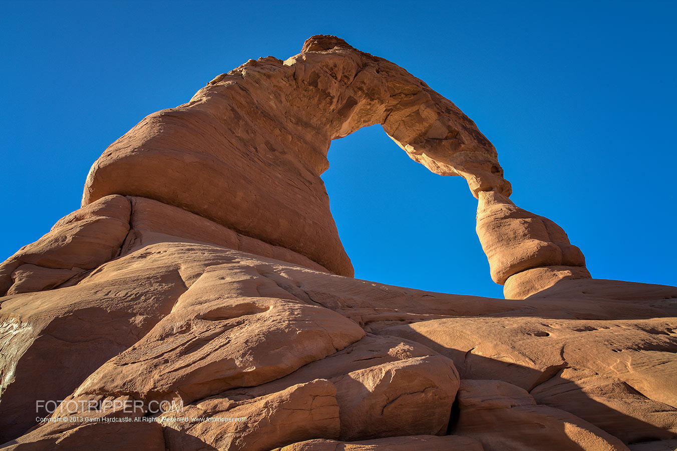 Delicate Arch Photo Guide