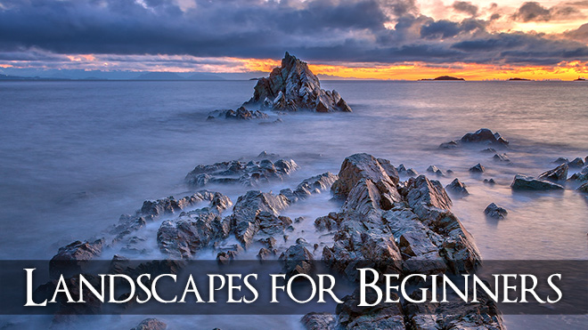Landscapes for Beginners Photography Workshop on Vancouver Island