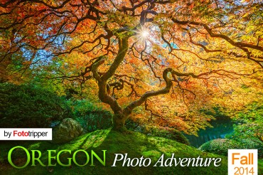 Oregon Photo Adventure in Fall