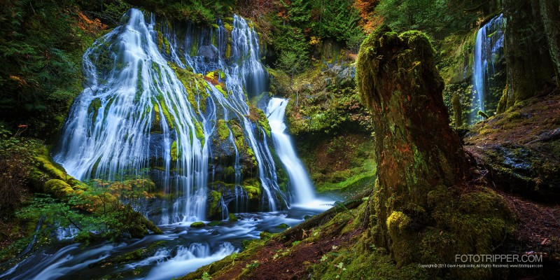 Panther Creek Falls Photo Tips