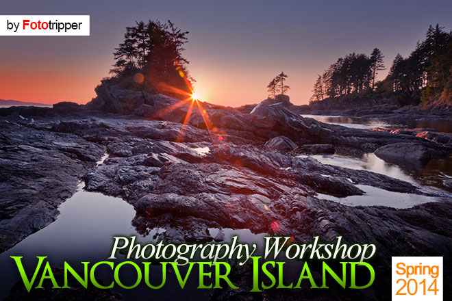 Photo Workshops on Vancouver Island