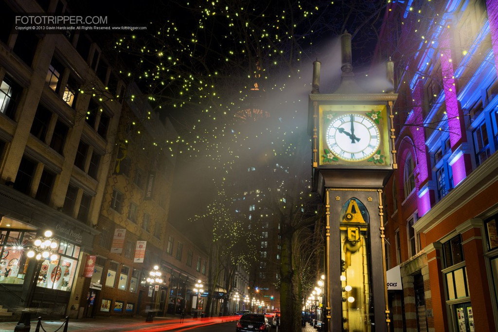 Sony a7r review for night photography