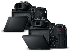 Sony A7R Review - Tiltable LCD