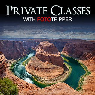 Private Photography Classes with Fototripper
