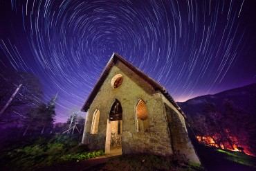 How to Shoot Star Trails Tutorial