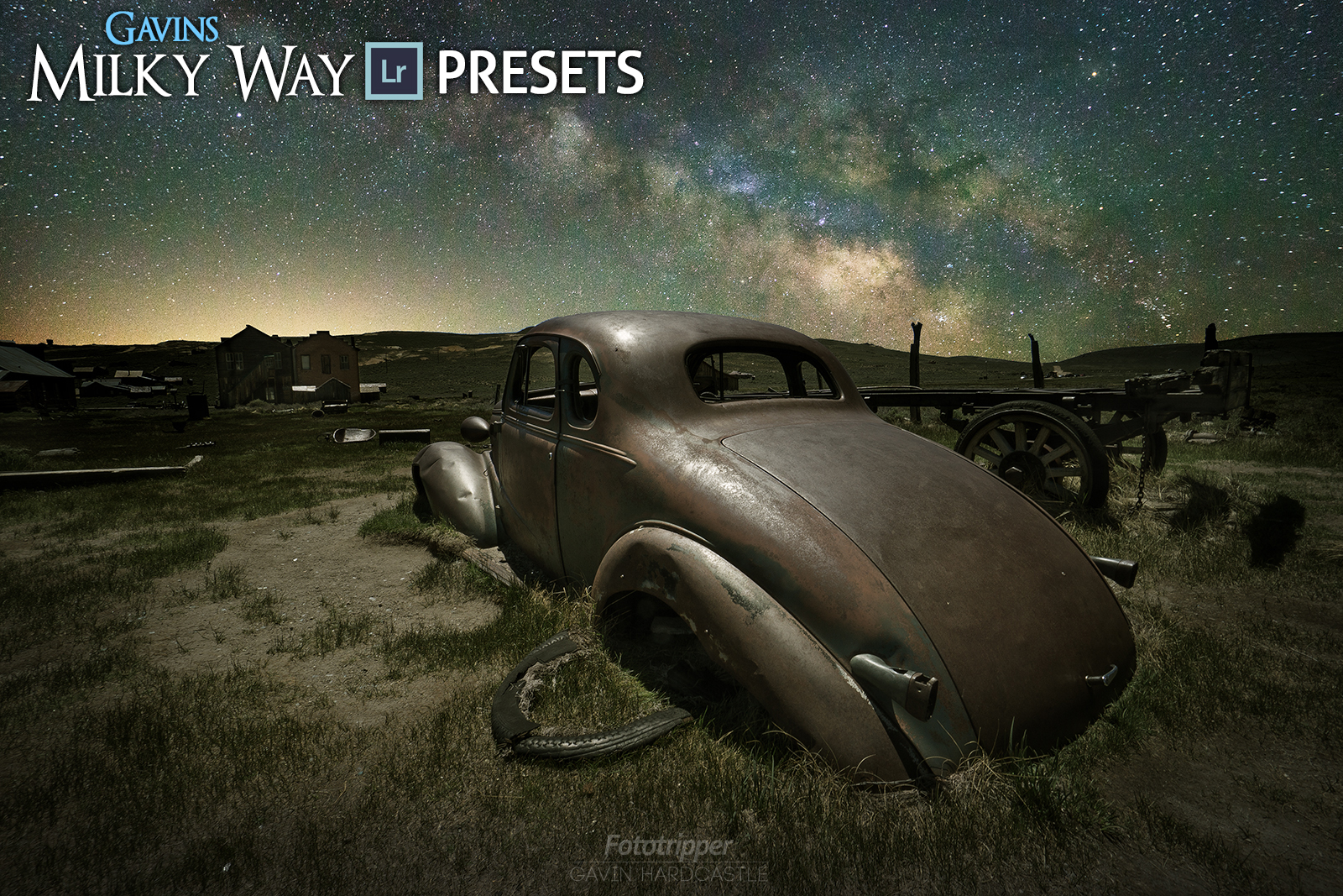Gavins Milky Way Lightroom Presets