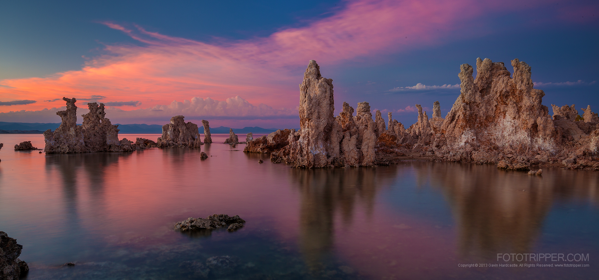Mono Lake Photo Tips - California