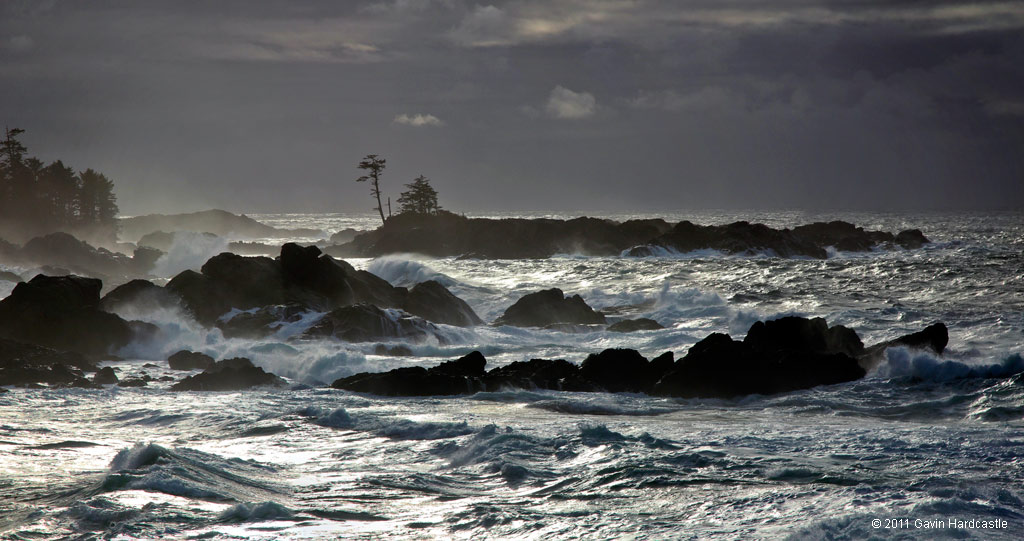 Ucluelet, Black Rock Ocean Resort