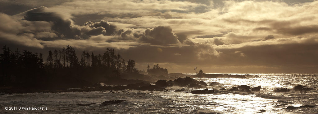 Wild Pacific Trail, Ucluelet, Vancouver Island