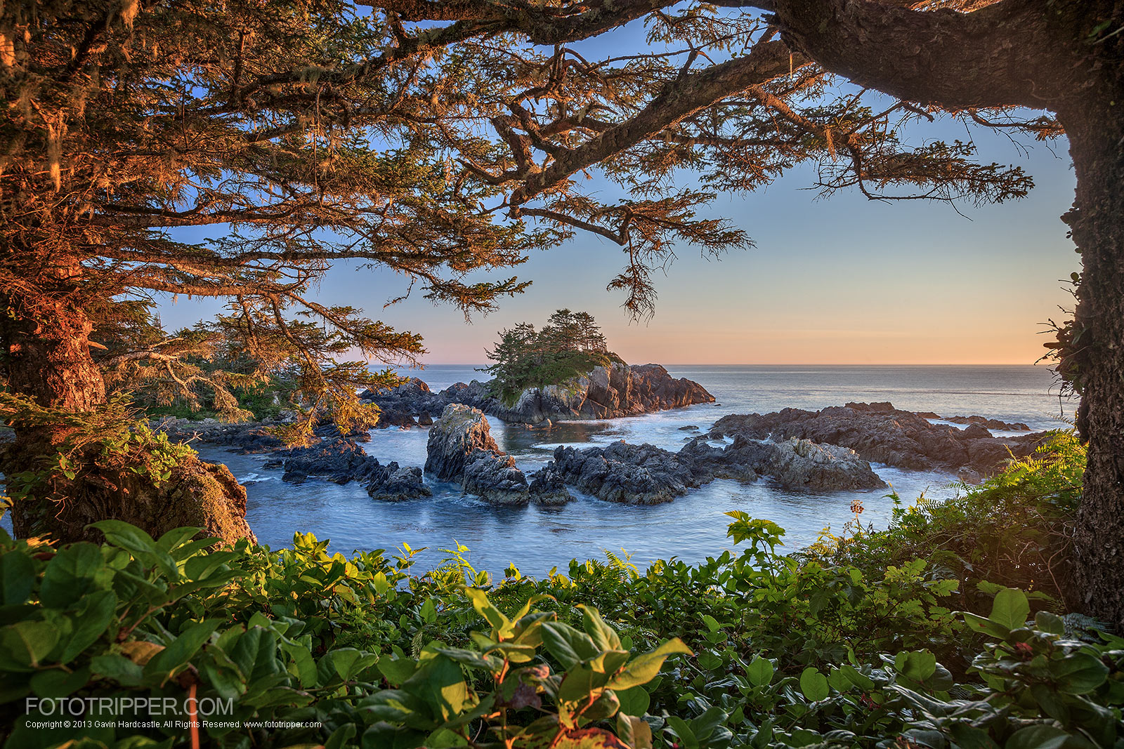 Ucluelet Photo Tips - Amphitrite Point