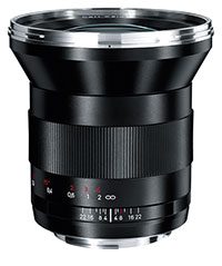 Carl Ziess 21mm F2 Distagon Lens Review