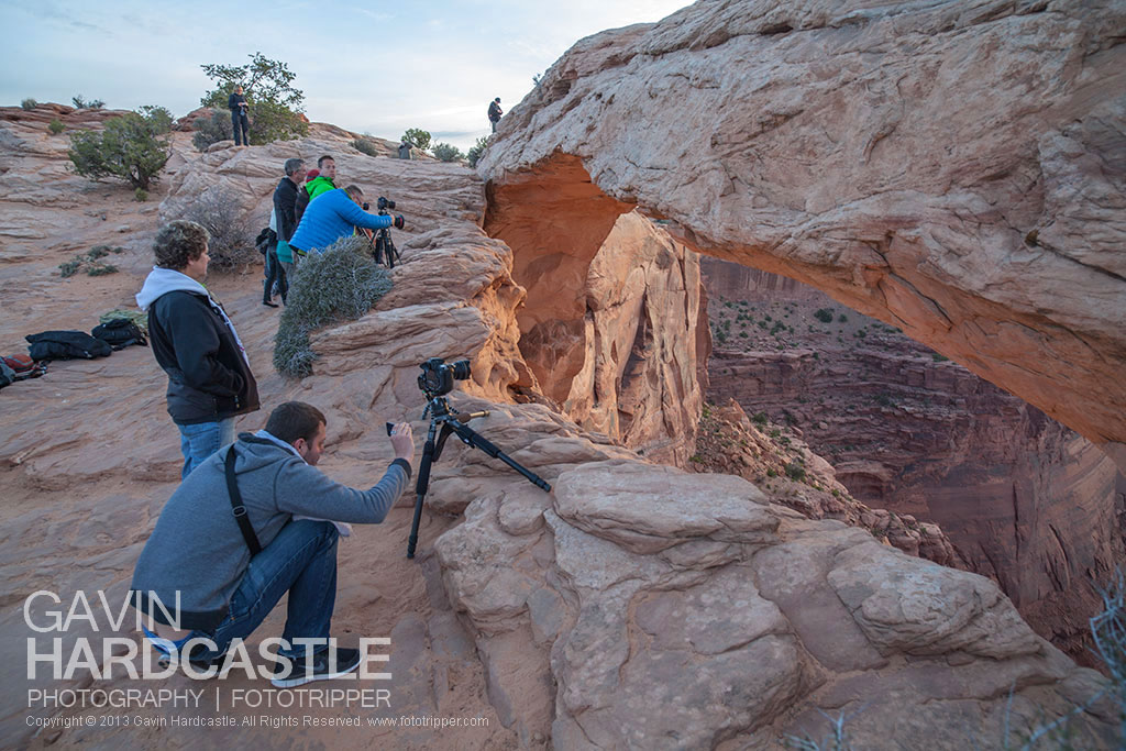 How to Shoot Mesa Arch in Canyonlands, Moab.