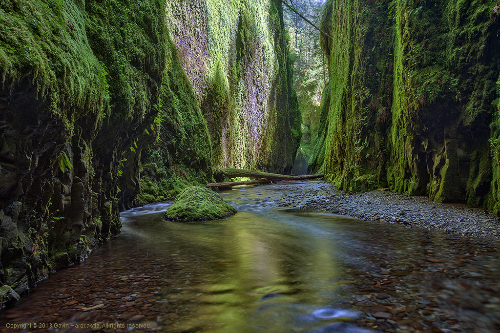 Oneonta Gorge Photo Tips Oregon Fototripper
