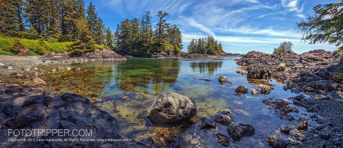 Florencia Bay Photo Guide - Ucluelet, Vancouver Island