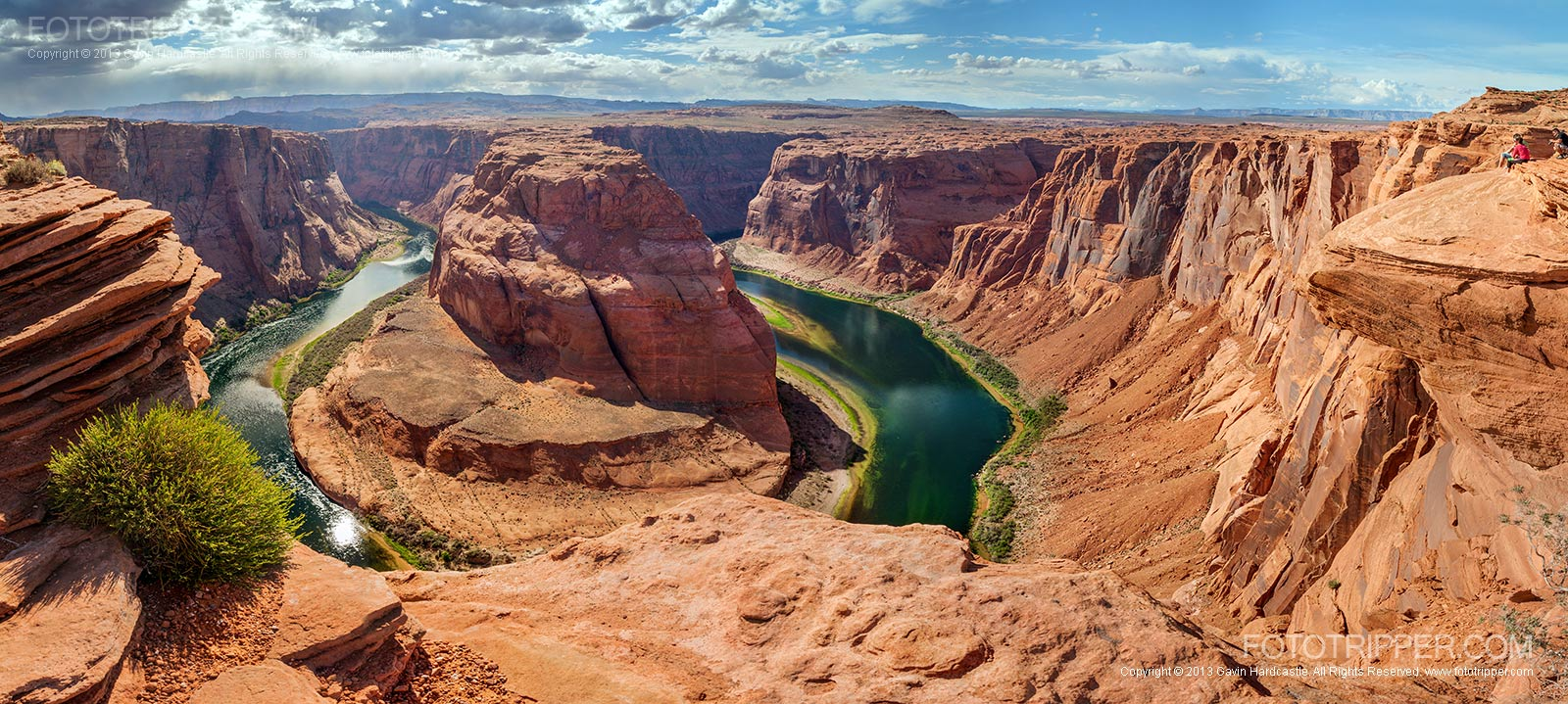 Horseshoe Bend Photo Guide Panorama