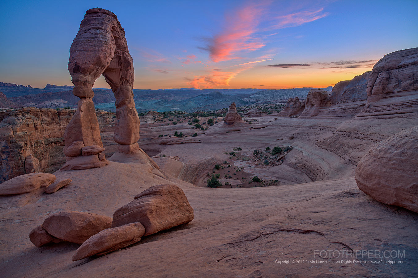 Delicate Arch Photo Tips - Photographers Guide