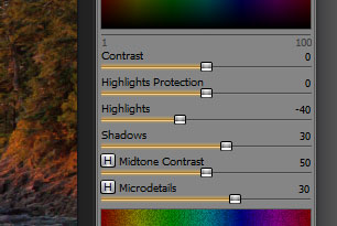 SNS - HDR Pri Tutorial - Highlights and Shadows