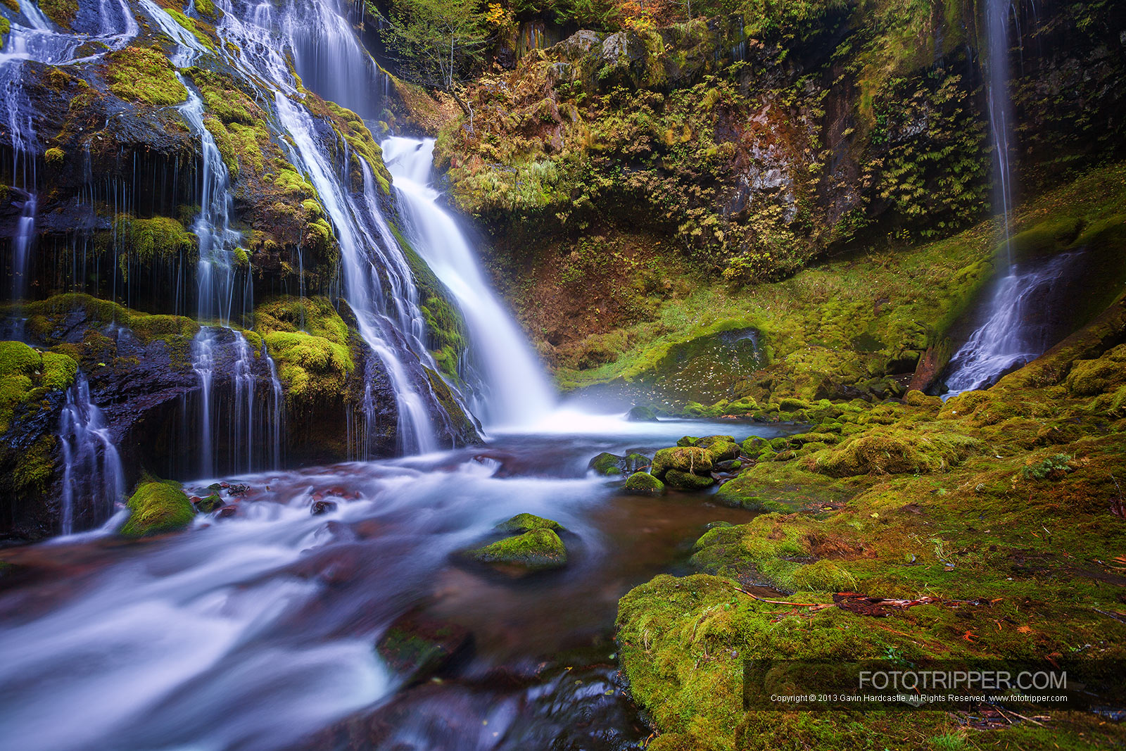 Panther Creek Falls Photography Guide