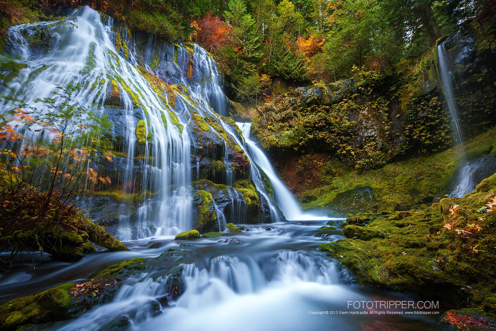 How to Shoot Panther Creek Falls