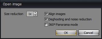 SNS-HDR Pro Settings