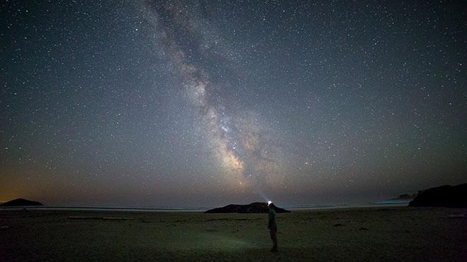 Night Photography - Milk Way  - Joel Schat