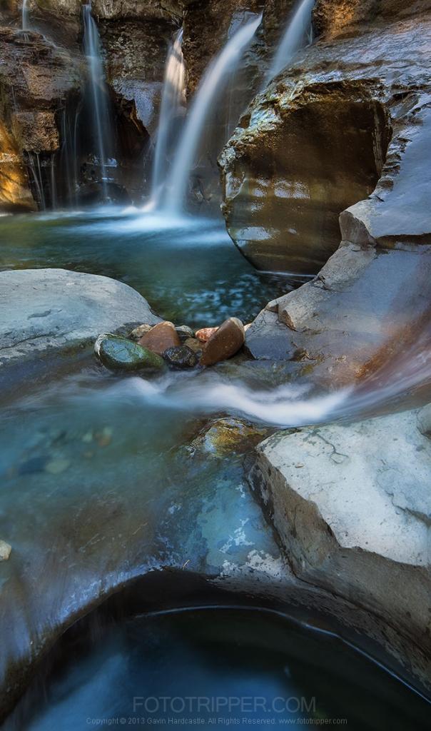 Brown River Falls, Courtenay, BC