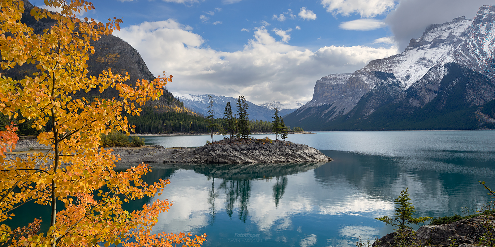 Lake Minnewanka Fine Art Photography Prints