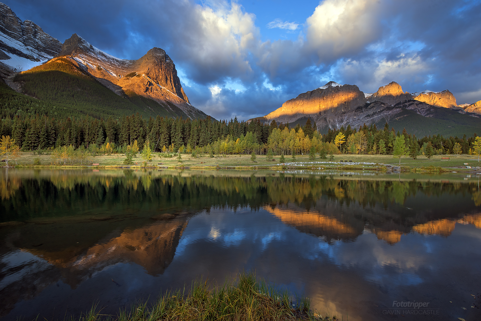 Ha Ling Peak, Canmore, Alberta photography workshops in Banff