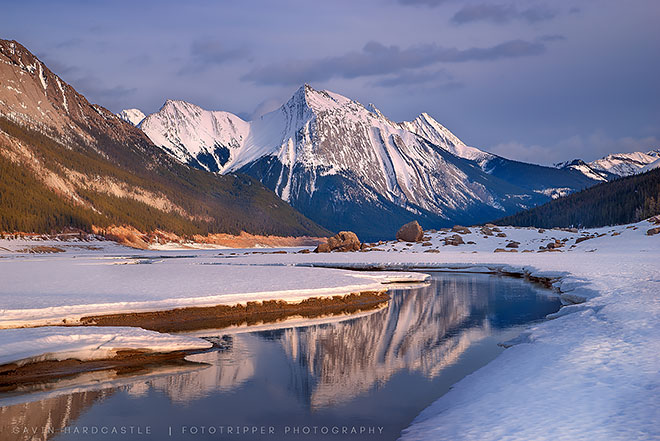 Medicine Lake, Jasper National Park Photography tips