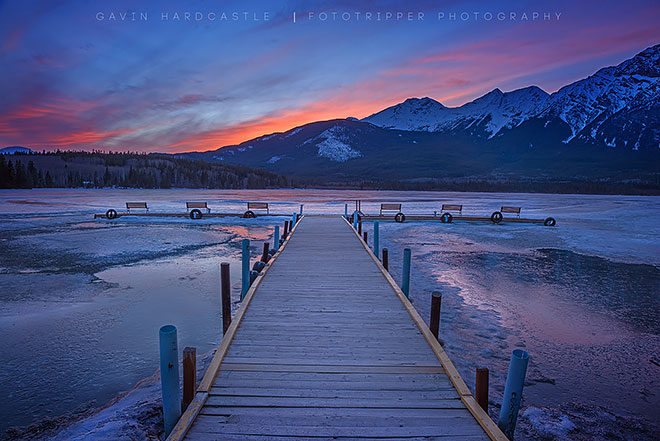Pyramid Lake, Jasper National Park Photography tips