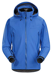 Arcteryx waterpoof Jacket for Photography