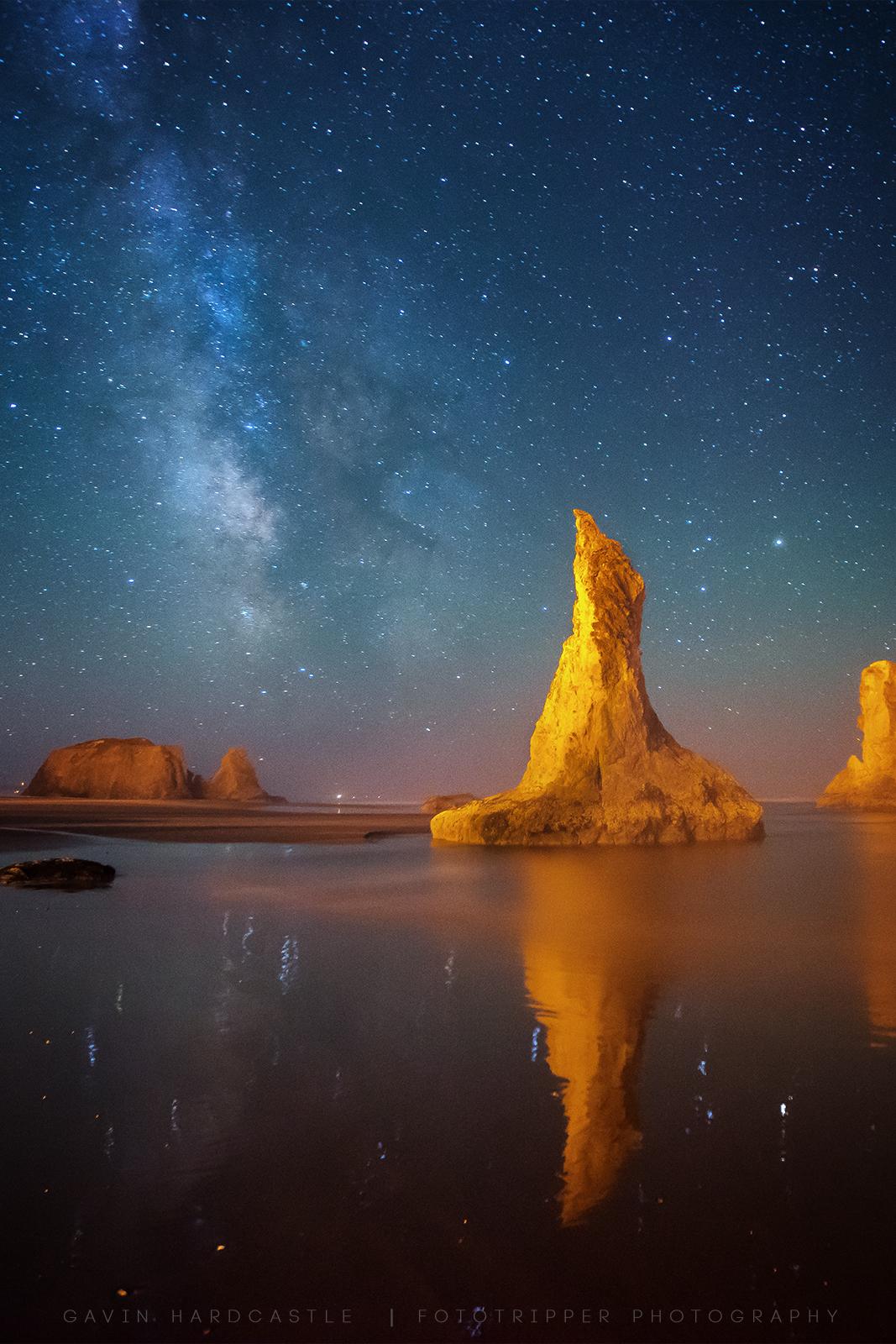 Vancouver Island Milky Way Photo Workshop