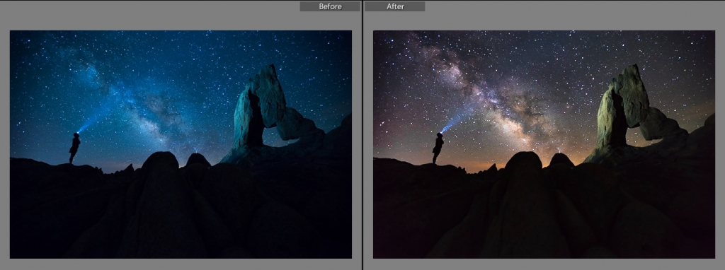 Neutral Silhouette Lightroom Presets
