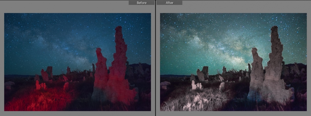 Red Light Obliterator - Lightroom Presets for Night Photography