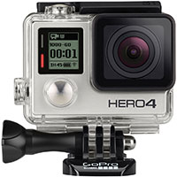 GoPro here 4K Silver