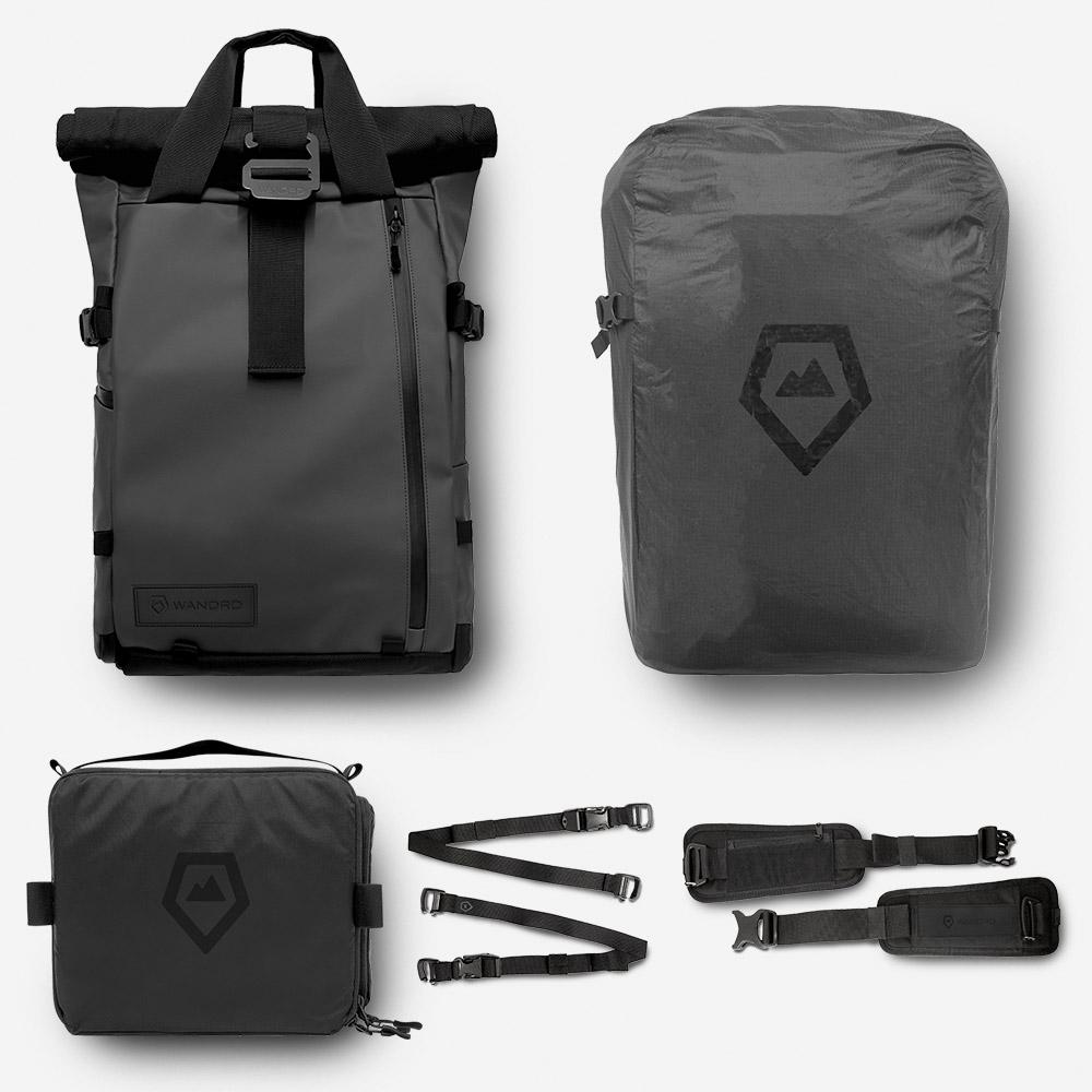 WANDRD PRVKE Camera Bag photography Bundle