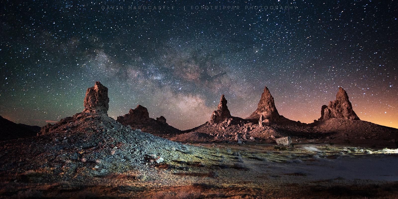 Vancouver Island Milky Way Tutorial Photography Workshop