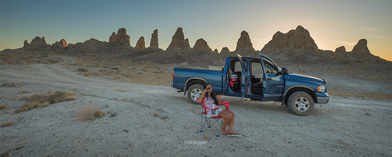 Trona Pinnacles 4X4