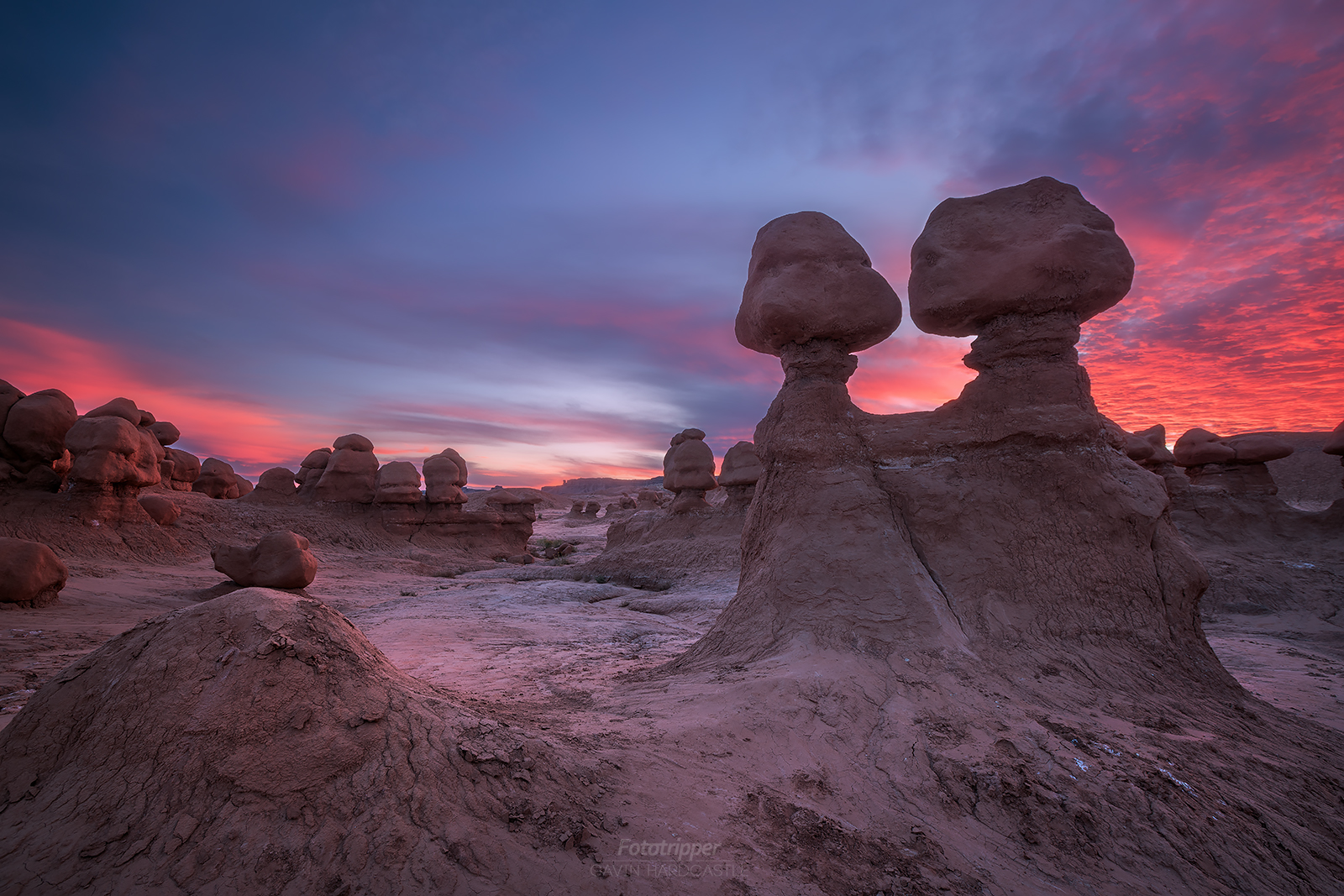 Goblin Valley Landscape Photography with Gavin Hardcastle