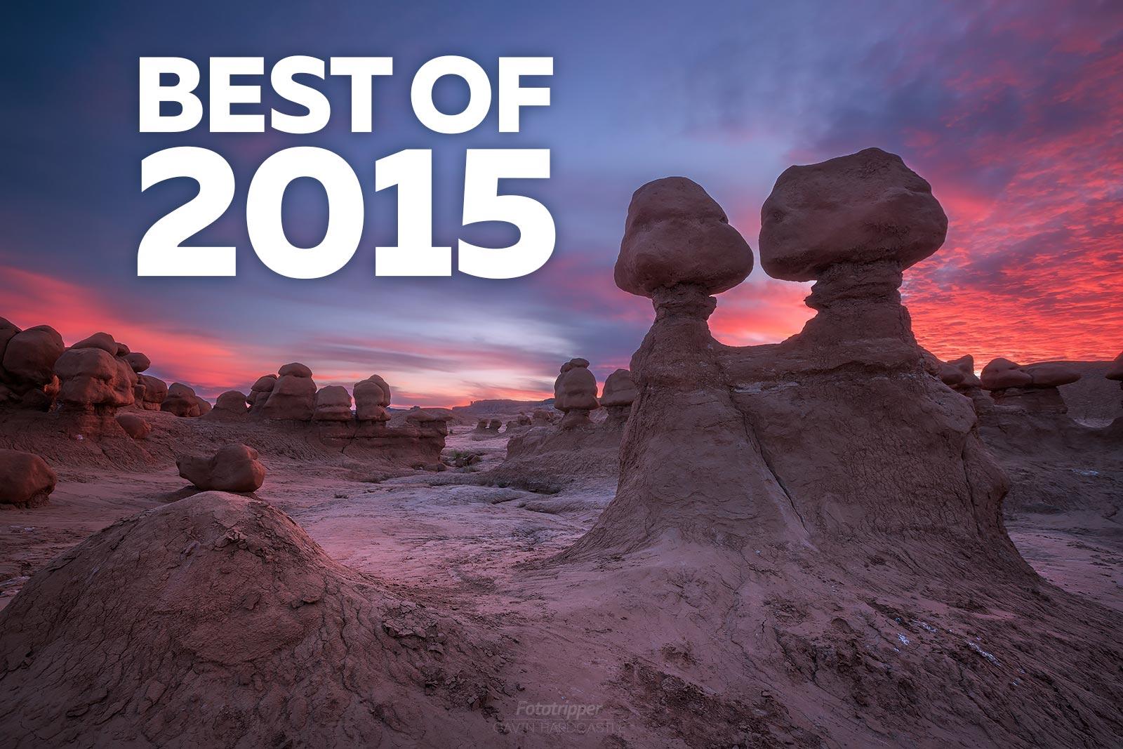 Best Landscape Photography Images of 2015