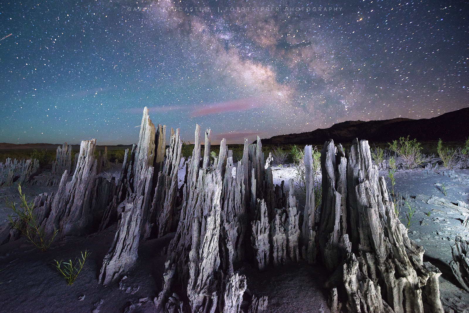 Astrophotography Tutorial - Mono Lake Dark Skies