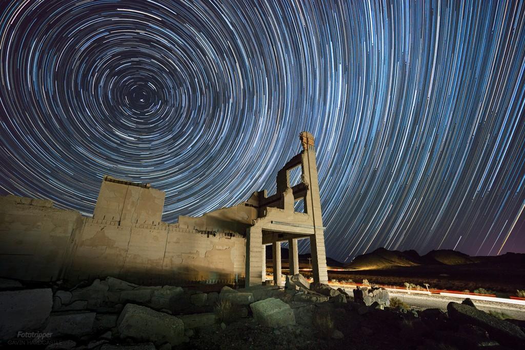 Rhyolite Ghost Town - Death Valley
