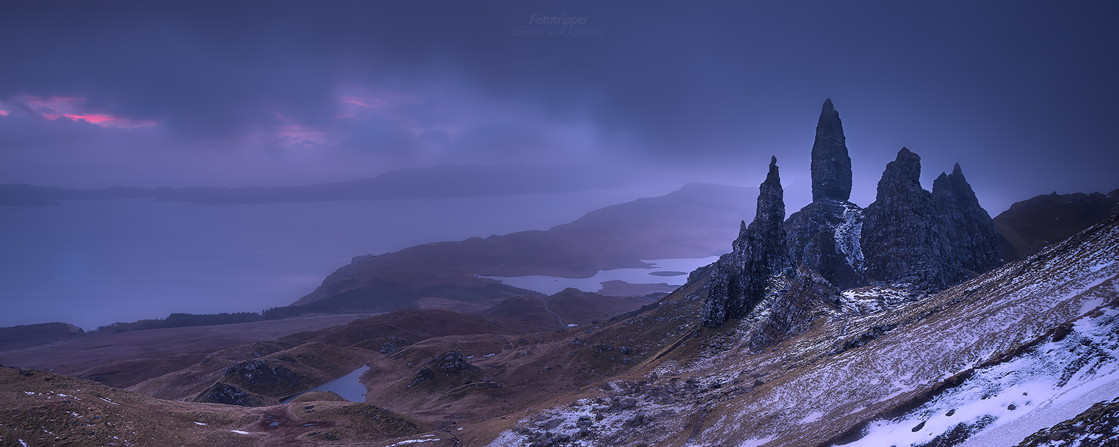 The Old Man of Storr - Isle of Skye Photography Workshop