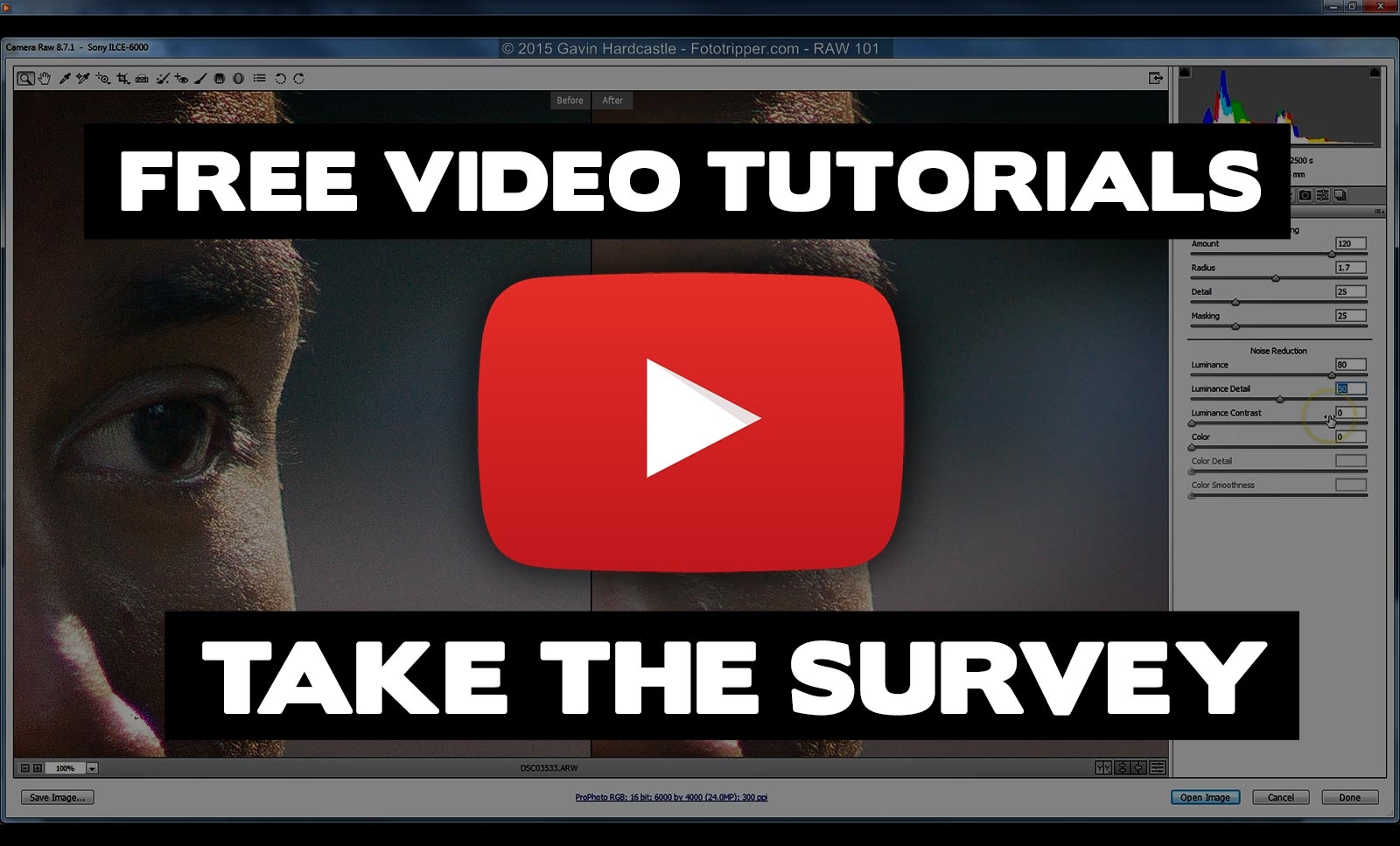 Free Photoshop Video Tutorials